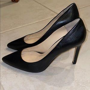 Banana Republic Classic Black Pump Heels 8.5